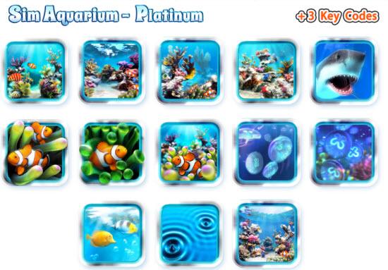 Sim Aquarium - Platinum