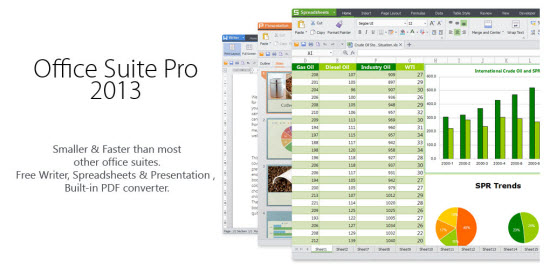 Giveaway Kingsoft Office Suite Professional 2013 (100% OFF)