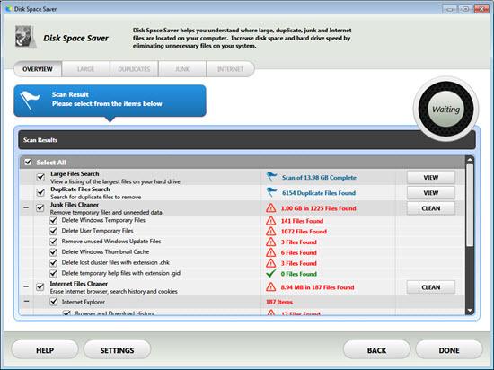 PowerDesk Pro 9 Screenshot