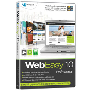 WebEasy Professional Discount Coupon Code