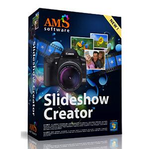 AMS Photo Slideshow Creator Deluxe (70% OFF)