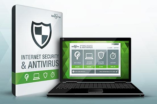 Defender Pro 2014 Internet Security Antivirus Screenshot