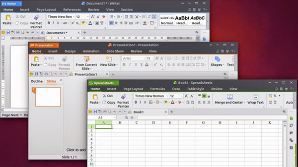 WPS Office 2015 Screenshot