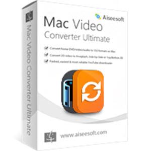 Aiseesoft Mac Video Converter Ultimate (50% OFF)