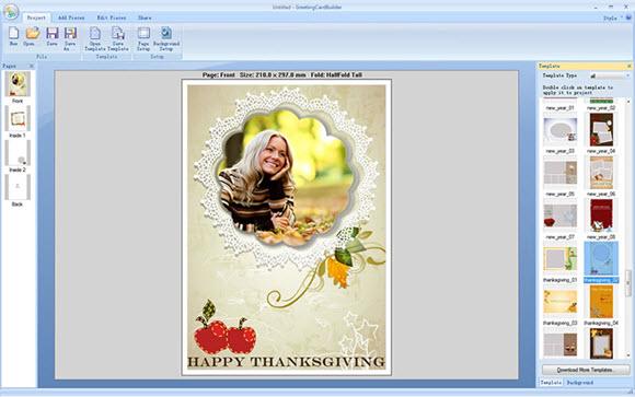 Greeting Card Builder - 贺卡制作软件丨反斗限免
