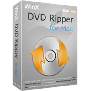 Get WinX DVD Ripper Platinum (Win/Mac) for free