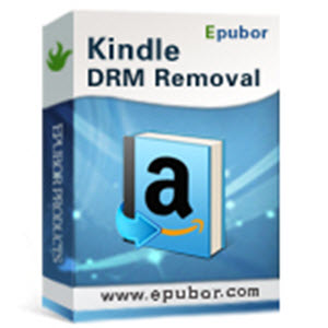 Epubor Kindle DRM Removal (30% OFF)