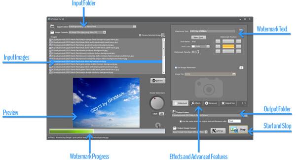 GFXMark Pro Screenshot