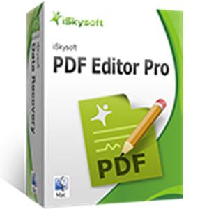 iskysoft pdf editor pro mac serial